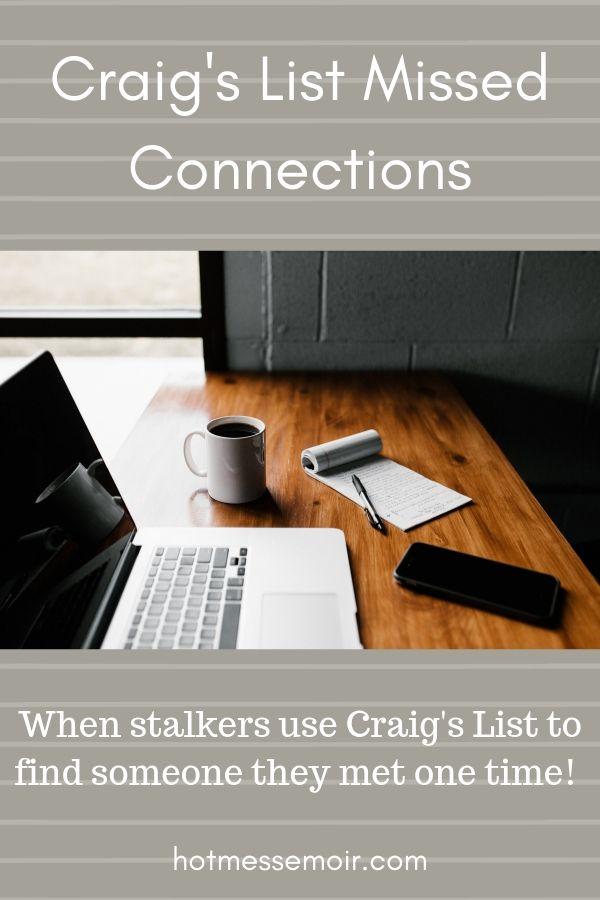 Craig's List Missed Connection