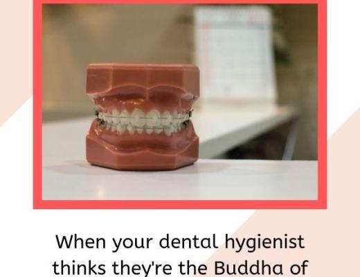 my teeth