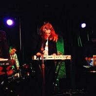 Eliza Hull live at NSC