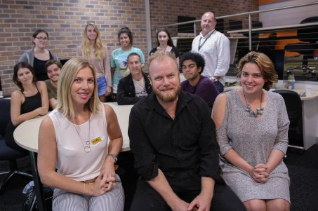 RUOK? Campaign Director Katherine Newton joins Hot & Delicious: Rocks The Planet! at Macleay College in Sydney https://hotndelicious.com/