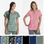 Grey's Anatomy Nursing Scrubs