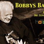 Die Zupfhand beim Bass – Bobbys Bass – Teil 3