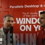 Parallels 8 für Mac OS X + Interview mit Herrn Schubert – IFA 2012 mit hoTodi.tv