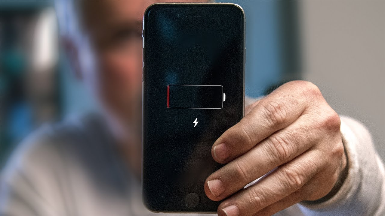 iPhone 7 Akku LEER nach kurzer Zeit