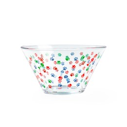 Pet Paws Salad Bowl
