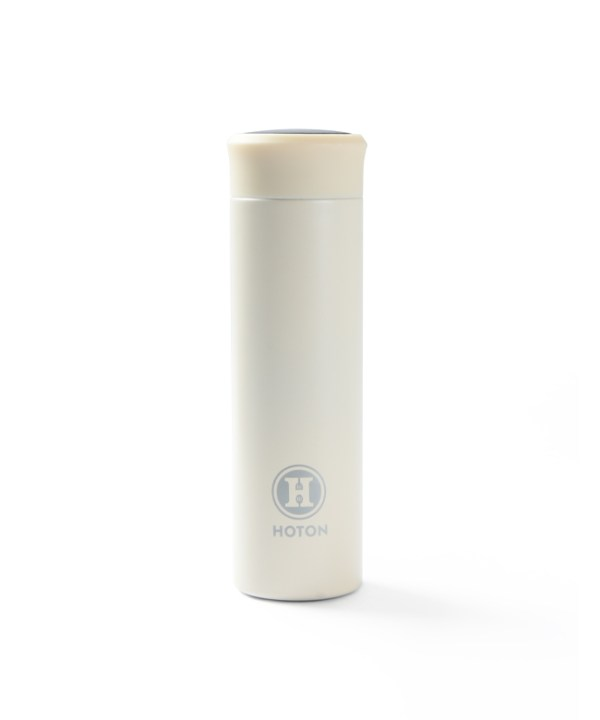 Electroplated Lid Thermos (White)