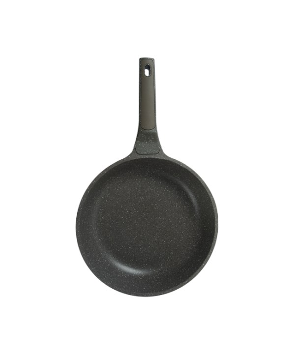 Mid-sized Marble Frying Pan (Coffee)