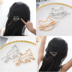 cat hair clips