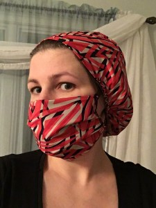 Cotton reusable cheap double layer washable face mask with filter pocket - Free USA Shipping!