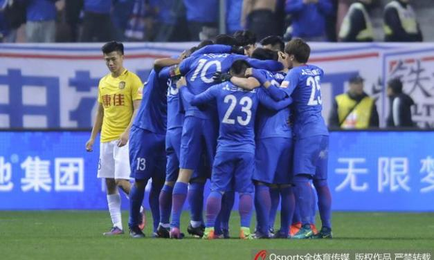 Futebol China   Superliga da China 2017   1ª Jornada