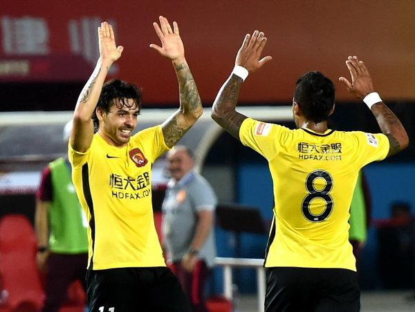 Futebol China | Superliga da China 2017 | 7ª Jornada