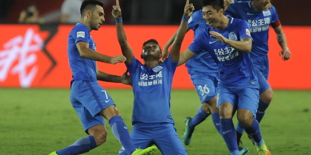 Futebol China | Superliga da China 2017 | 4ª Jornada