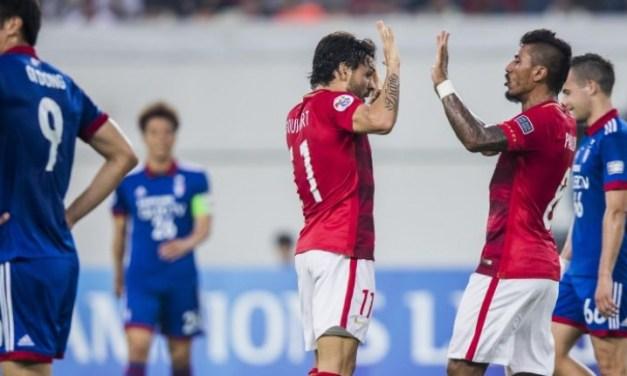 Futebol China | Asian Champions League 2017 | 6ª Jornada