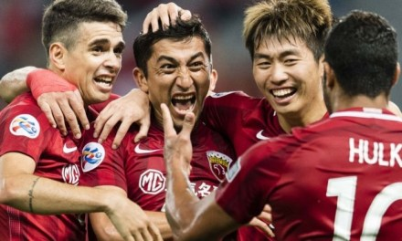 Futebol China | Asian Champions League 2017 | Oitavos de Final