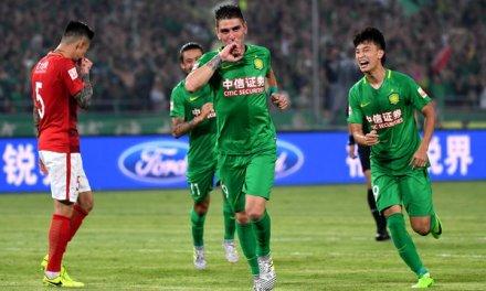 Futebol China | Superliga da China 2017 | 16ª Jornada