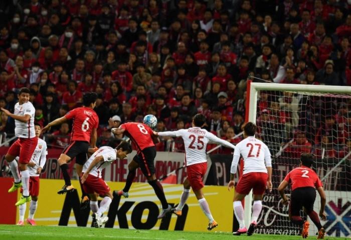 Futebol China   Asian Champions League 2017   Meias-finais 2ª Mão