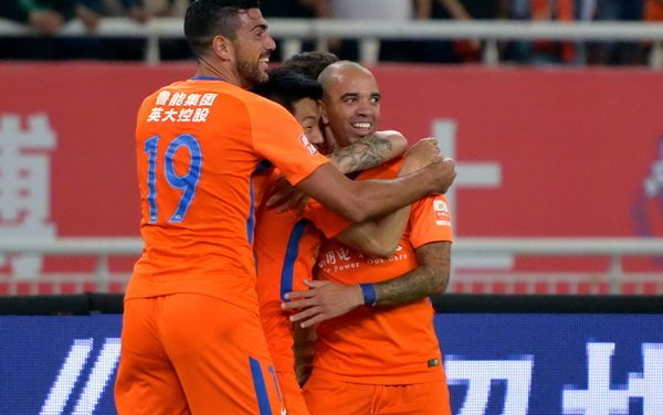 2018 Chinese Super League | 8ª Jornada