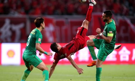 2018 Chinese Super League   9ª Jornada