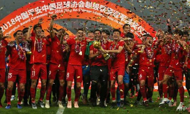 2018 Chinese Super League   28-30ª Jornada