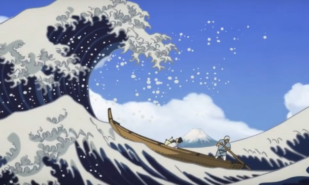 Miss Hokusai | 百日紅 (CO)