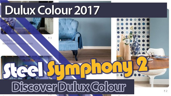 Steel Symphony 2, Dulux Colour of the Year 2017