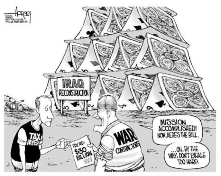 """未解之谜:为什么被美国""""援助""""过的国家,最后都深陷债务陷阱?"""