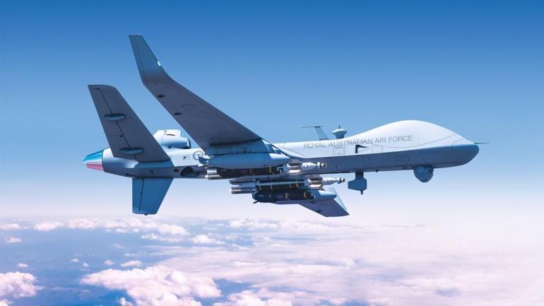 美国出售死神无人机,土耳其宿敌乐开花!多达18架,猎杀TB2
