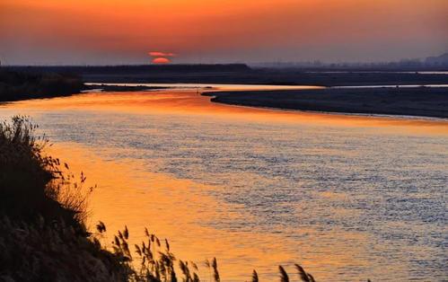 外媒坐不住了!黄河河底塌陷5米大坑,一旦完成将造福很多人