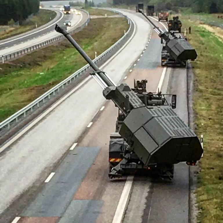 卡车炮时代到来了!美军快速追赶上来,发动美元神功要求快速解决
