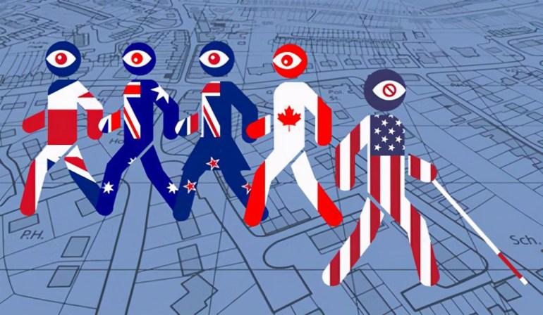 """""""五眼联盟""""缺了一角,美国使唤不动小弟是因为中国?"""