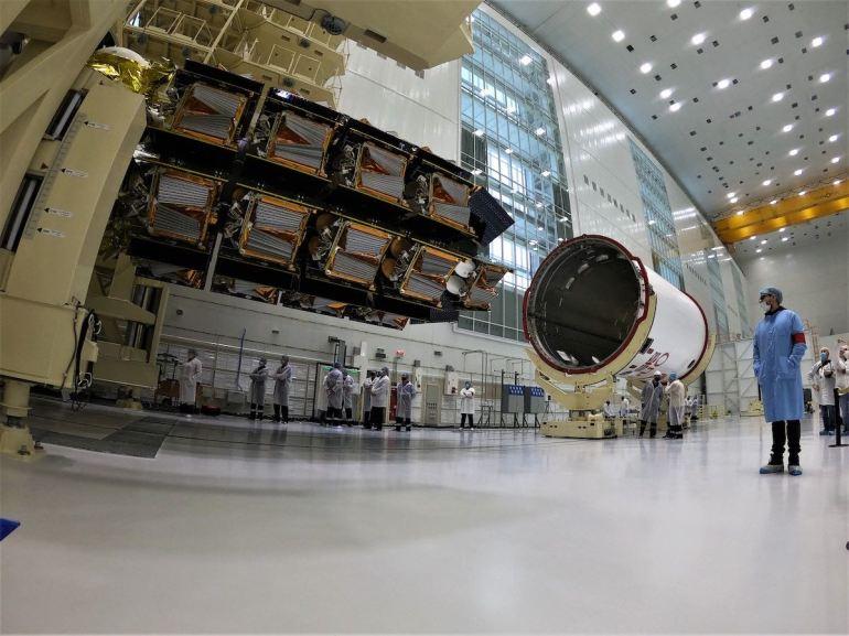 英国太空部队叫嚣摧毁中俄卫星,火箭技术连印度都不如,拿什么打?