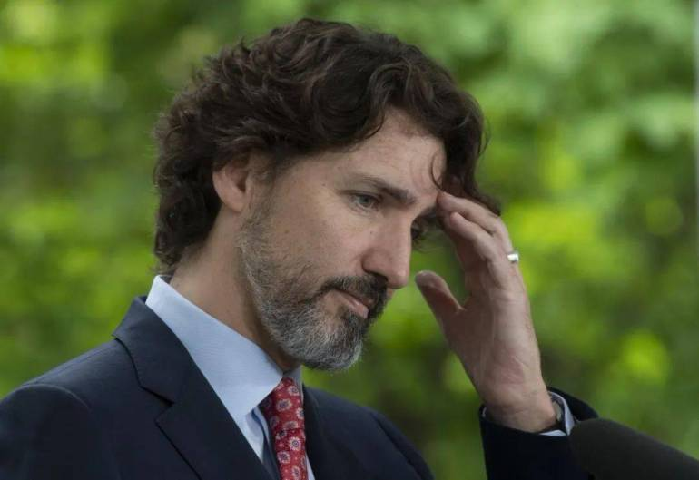 加拿大议会通过涉疆动议,想和14亿中国人对立?特鲁多急忙弃权