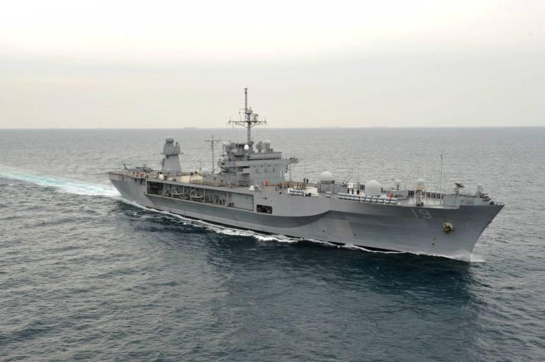 为了阻拦我国055驱逐舰,美军派出第七舰队前往日本海