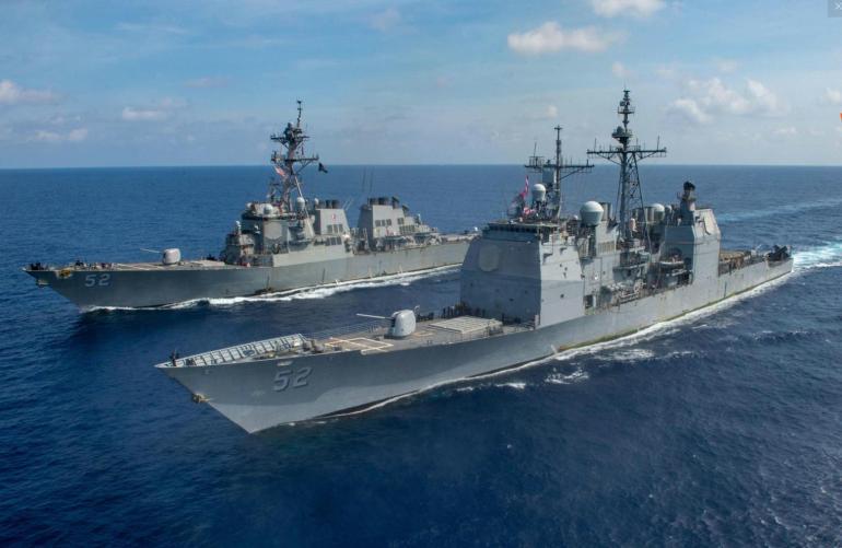 提高警惕!美军新任印太司令公开表示:台海问题仍是美国头号热点