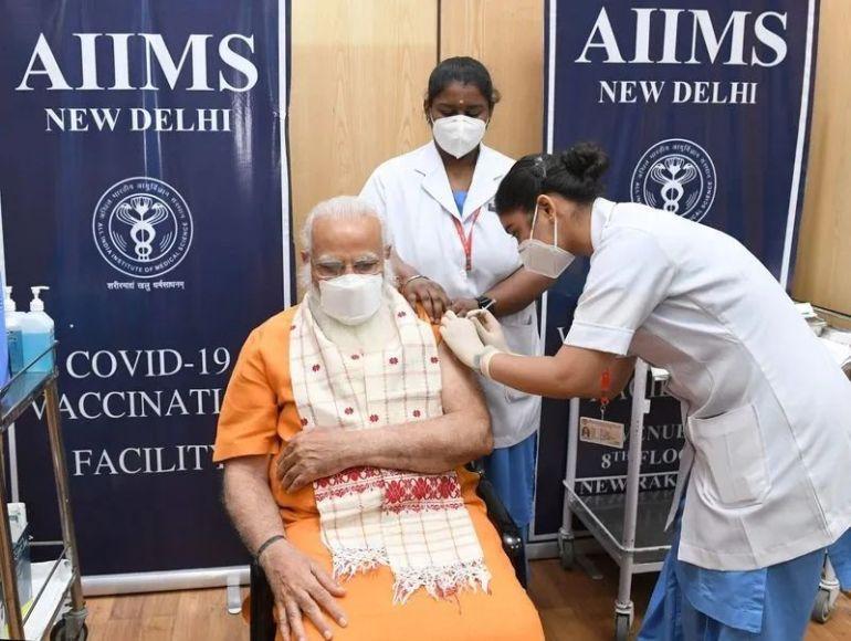 印度突然放出王炸,全球为之震颤,莫迪拿疫情是彻底没办法了