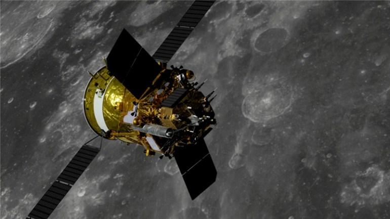 报告!全球首位数字航天员4月24日晚登陆月球