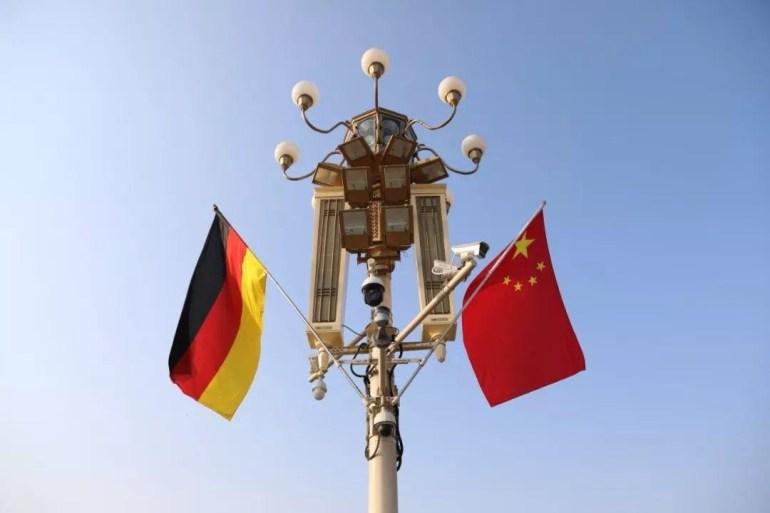 德国不跟美国混了?亲中远美发表联合声明,中德关系再度升温