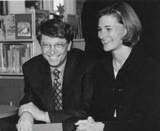 首富比尔.盖茨离婚和他生命中的三个女人与数字9的渊源