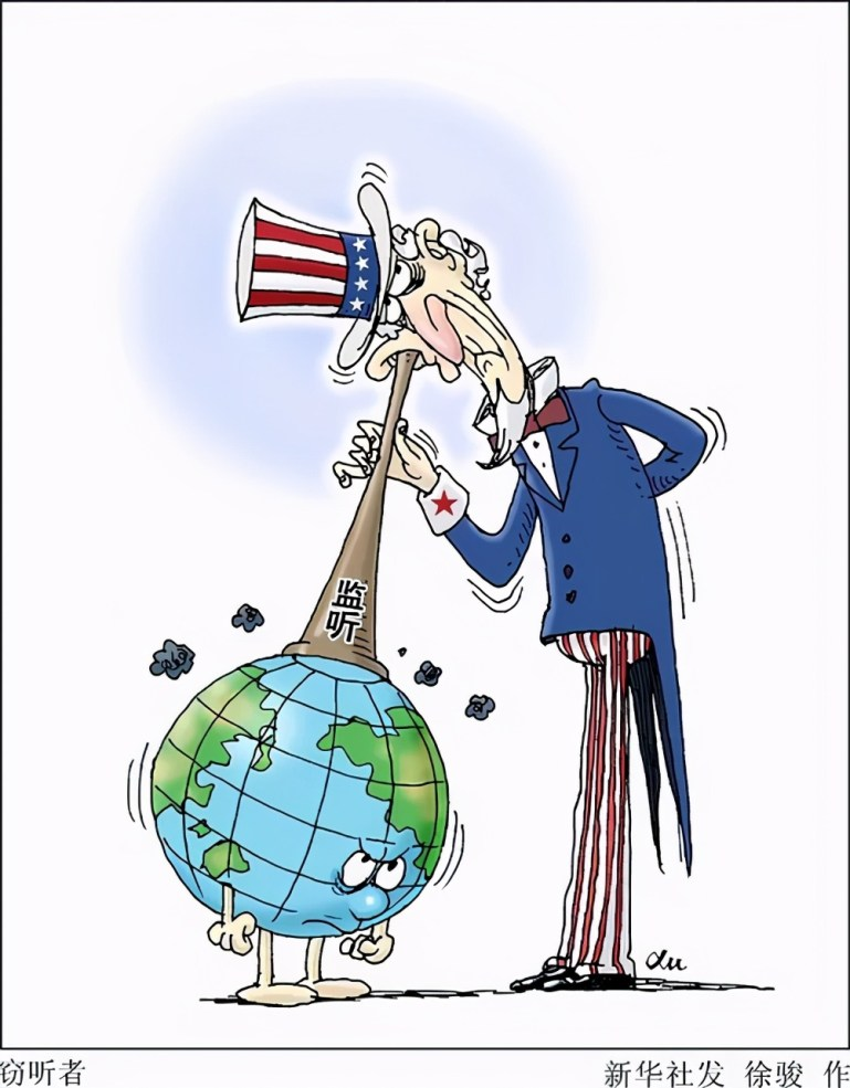 """美国找到监控全球新""""法宝""""?日本得意,华为冷笑"""