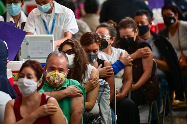 美疫苗捐赠计划终于公布!美官员又扯上中国,真是为了全球抗疫?