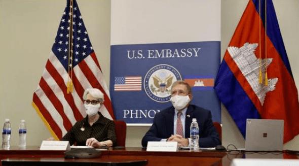 真当自己是国际警察?美造谣柬埔寨被中国控制,派人查中军事设施