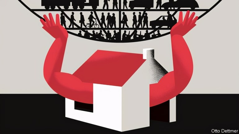 中国买家净抛售280亿美国房产,中国人在澳大利亚买房或将被没收