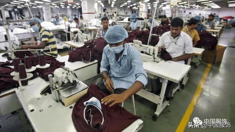 每天损失4800万美元!多国纺织服装订单加速流入我国