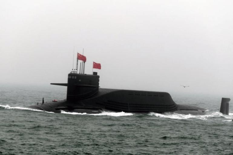 """路透社:日本领海附近发现疑似中国潜艇,日方""""非常紧张"""""""