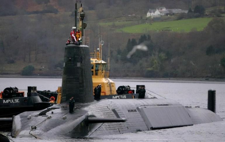 英国增加核弹想当霸主,美媒:核武库早已拱手相让,只是美国附庸