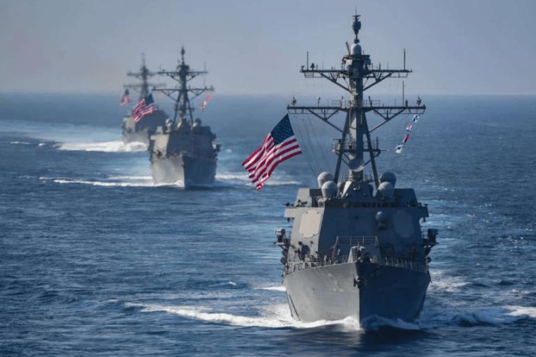 中美元首通话后,美军二号人物表态,永不与中俄开战是美国的目标