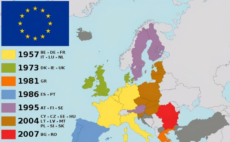 欧盟终于看透美国了,将组建5000人反应部队,拜登这次真的急了