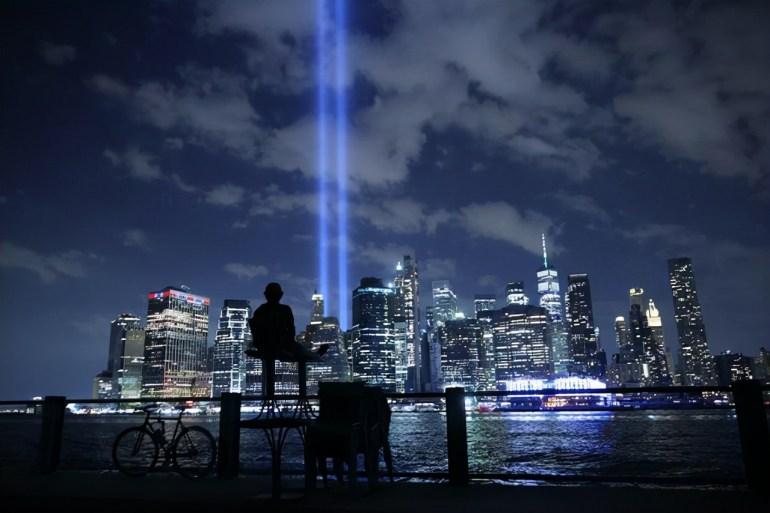 911凸显美国分裂,拜登号召团结,美民众唱反调:美国已是盘散沙