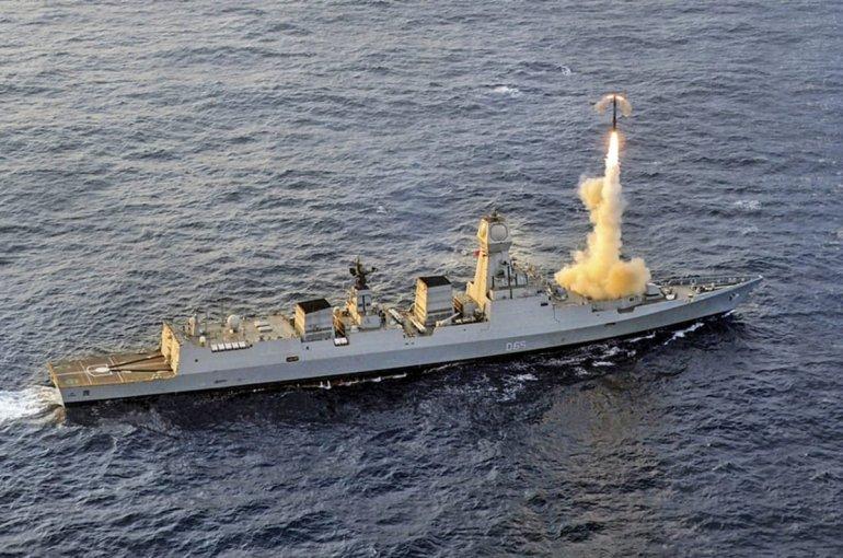 印度专家:中国海军已经远远超过印度,美国才是对比对象
