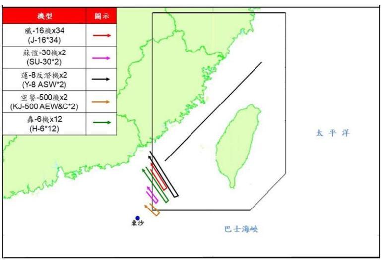 船撞礁撞潜艇?三艘航空母舰组装起来覆盖它? (图8)
